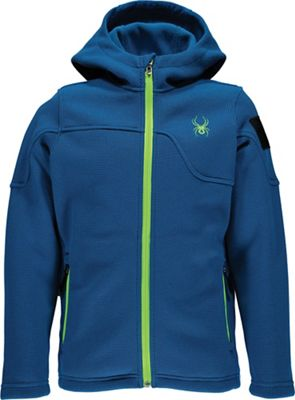 Spyder Boys' Upward Midweight Stryke Fleece Jacket