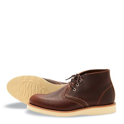 Red Wing Heritage Men's 3141 Work Chukka