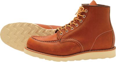 Red Wing Heritage Men's 875 6-Inch Classic Moc Toe Boot