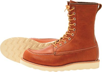 Red Wing Heritage Men's 877 8-Inch Classic Moc Toe Boot