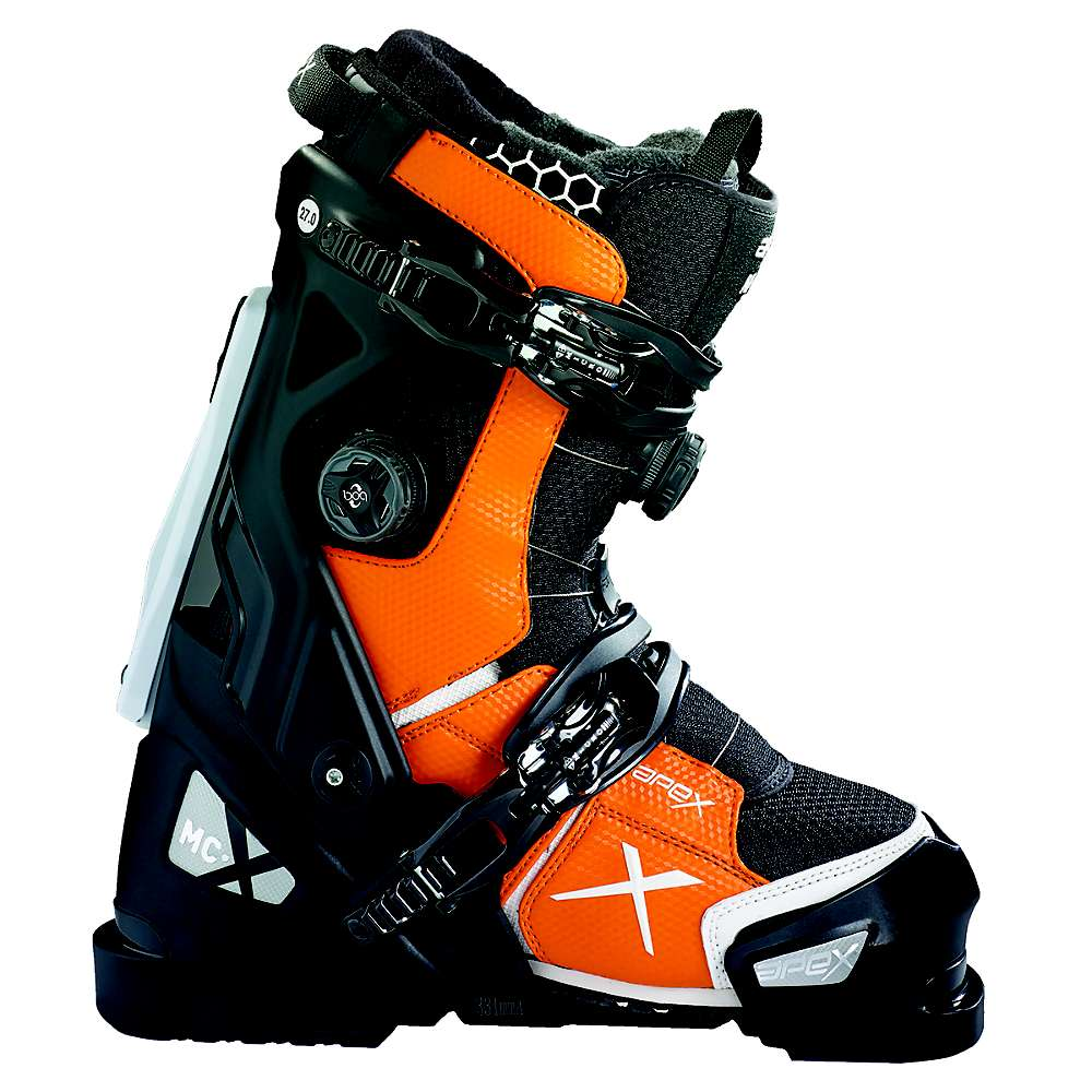 apex ski boots mc x ski boot at moosejaw