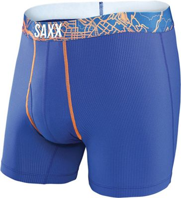 SAXX Men's Quest 2.0 Boxer with Fly
