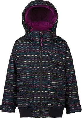 Burton Girls' Minishred Twist Bomber Jacket