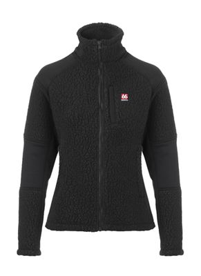 66North Women's Tindur Technical Shearling Jacket