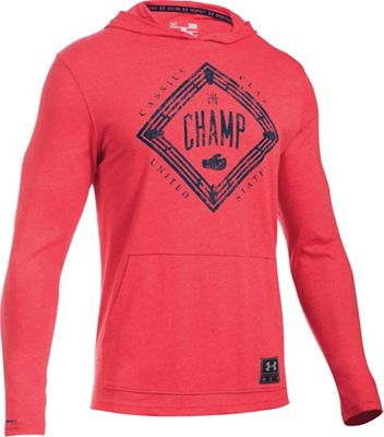 Under Armour Men's Cassius Clay Triblend Hoodie