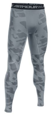 Under Armour Men's ColdGear Armour Jacquard Legging