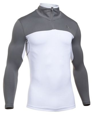 Under Armour Men's ColdGear Infrared Armour Elements 1/4 Zip Tee