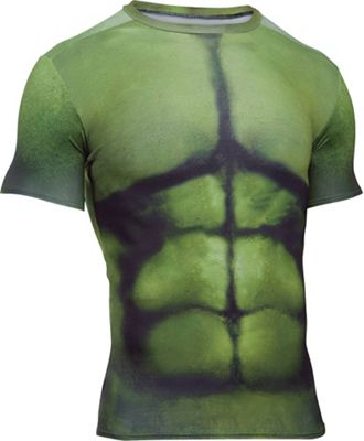 Under Armour Men's Hulk PR Full Suit Compression SS Tee