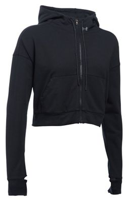 Under Armour Women's Modern Terry Jacket