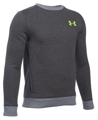 Under Armour Boys' Sportstyle Crew