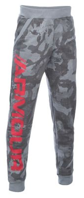 Under Armour Boys' Sportstyle Printed Jogger