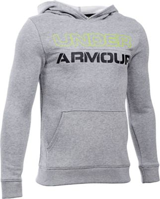 Under Armour Boys' Sportstyle Graphic Hoody