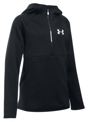 Under Armour Girls' Storm Armour Fleece 1/2 Zip Hoody