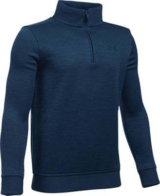 Under Armour Boys' Storm SweaterFleece Quarter Zip Sweater