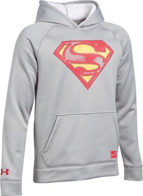 Under Armour Boys' Superman Retro Hoody