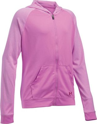 Under Armour Girls' Tech Full Zip Hoody