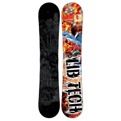 Lib Tech TRS HP Stealth Snowboard