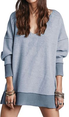 Free People Women's All About It Pullover Top