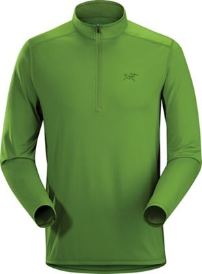 Arcteryx Men's Ether Zip LS Neck Top