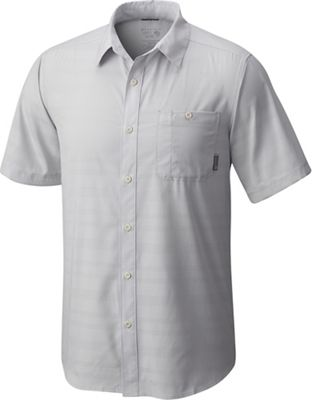 Mountain Hardwear Men's Air Tech AC Stripe SS Shirt