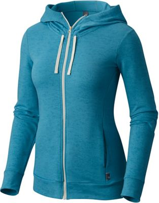 Mountain Hardwear Women's Burned Out Full Zip Hoody