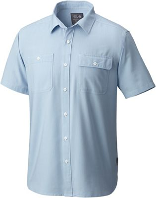 Mountain Hardwear Men's Drummond Utility SS Shirt