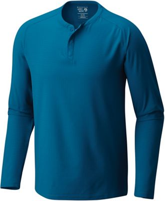 Mountain Hardwear Men's AC LS Henley