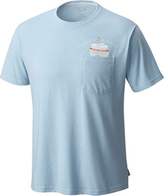 Mountain Hardwear Men's No Can Lift Behind Tee