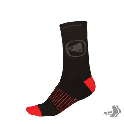 Endura Men's Thermolite II Sock - 2 Pack