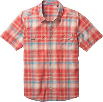 Toad & Co Men's Hookline SS Shirt