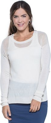 Toad & Co Women's Jacinta Crew Sweater