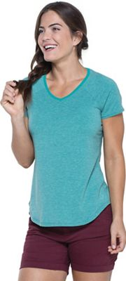 Toad & Co Women's Swifty SS Vent Tee