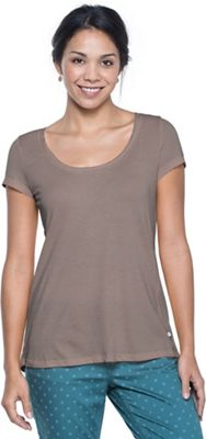 Toad & Co Women's Tissue Crossback SS Tee