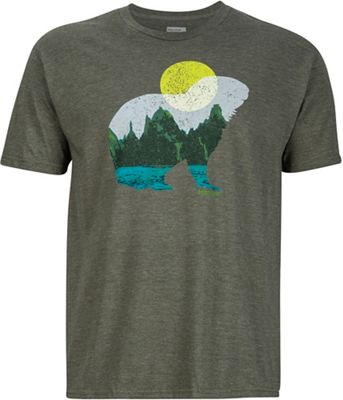Marmot Men's Alpine Zone SS Tee