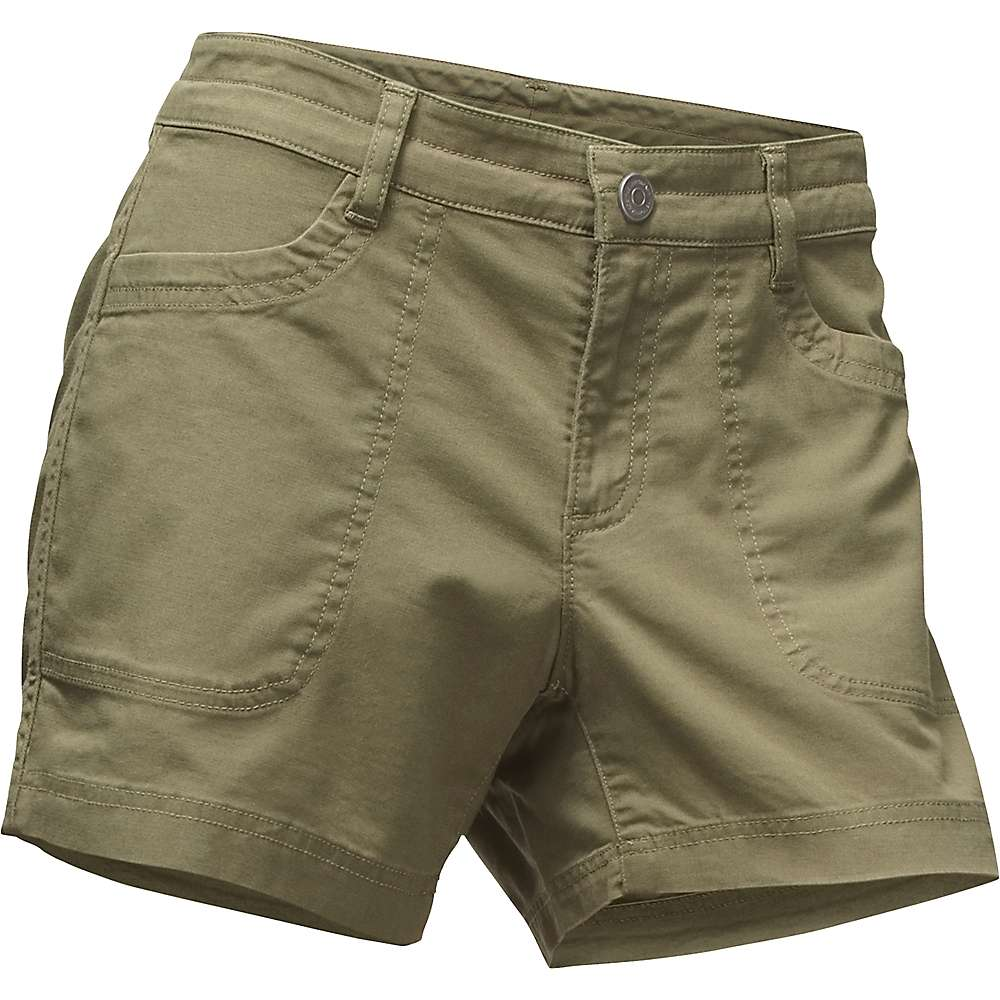 The north face women 39 s boulder stretch 5 inch short moosejaw for Women s fishing shorts