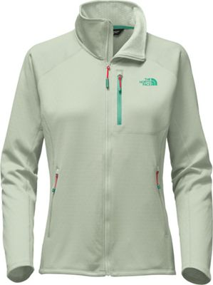 The North Face Women's FuseForm Progressor Fleece Full Zip Jacket