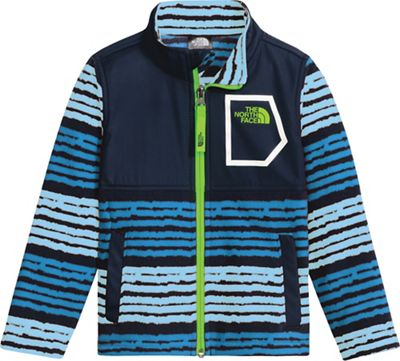 The North Face Toddler Boys' Glacier Track Jacket