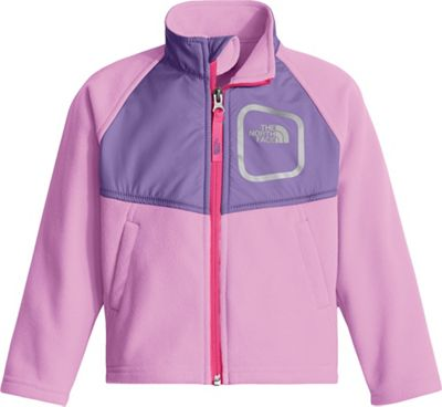 The North Face Toddler Girls' Glacier Track Jacket