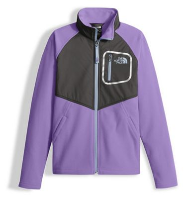 The North Face Girls' Glacier Track Jacket