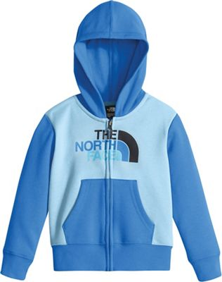 The North Face Toddlers' Logowear Full Zip Hoodie