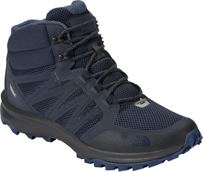 The North Face Men S Litewave Fastpack Mid Waterproof Shoe