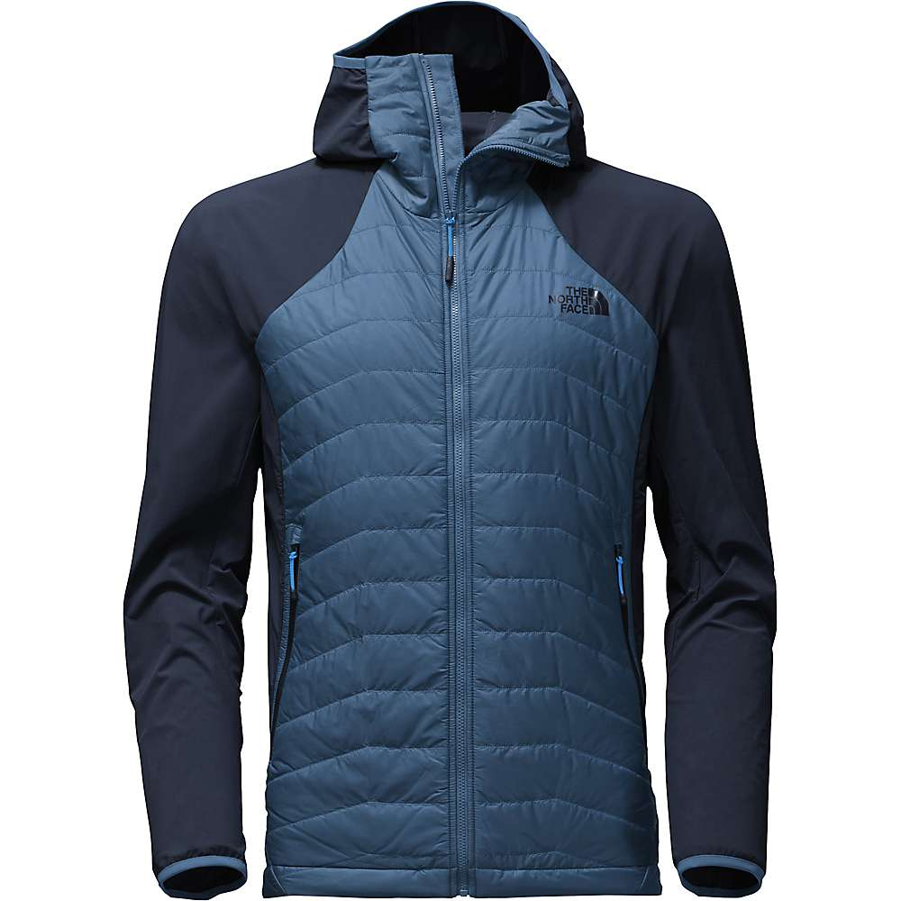 The North Face Men S Progressor Insulated Hybrid Hoodie
