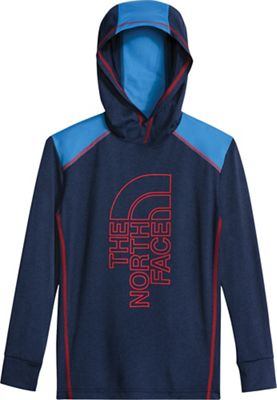 The North Face Boys' Reactor LS Hoodie