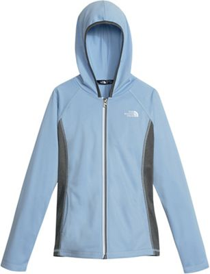 The North Face Girls' Tech Glacier Full Zip Hoodie
