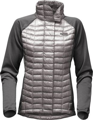The North Face Women's ThermoBall Hybrid Full Zip Jacket