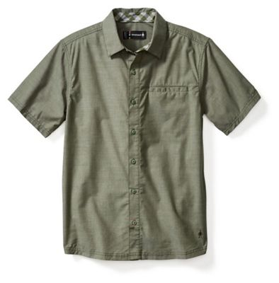Smartwool Men's Summit County Chambray SS Shirt