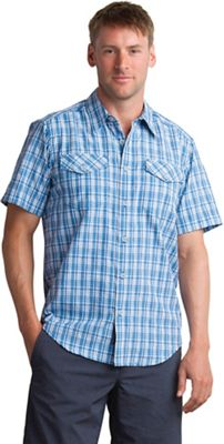 ExOfficio Men's Arruga Plaid SS Shirt