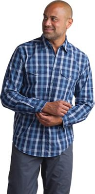 ExOfficio Men's BugsAway Sol Cool Plaid LS Shirt