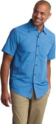 ExOfficio Men's Salida Plaid SS Shirt