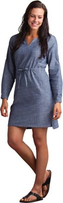ExOfficio Women's Sol Cool Chambray Dress